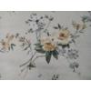 Kép 1/2 - Vintage sárga rózsás
